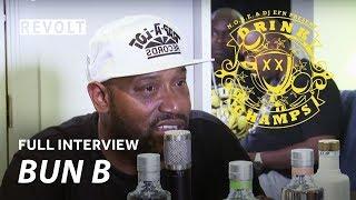 Bun B | Drink Champs (Full Episode)