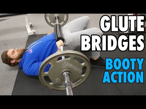 GLUTE BRIDGES | The Ass | How-To Exercise Tutorial