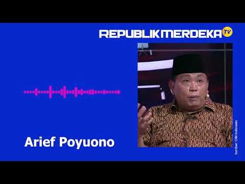Sebelum Mbak You, Arief Poyuono Sudah Ramalkan Kalabendu