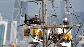 PG&E plans bankruptcy after CEO Geisha Williams departs