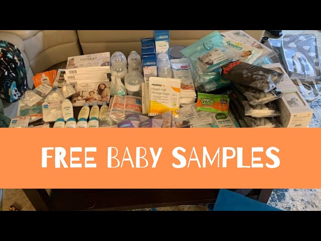 How To Get Free Baby Samples