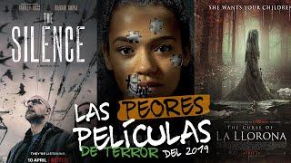 Te Lo Resumo | Las 3 Peores Películas de Terror del 2019 Así Nomás