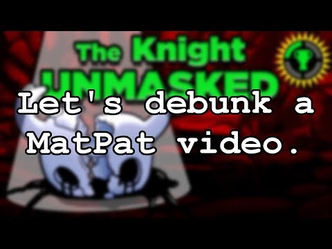 Debunking MatPat's Hollow Knight Theory