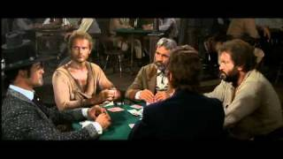 On Continue à L'appeler Trinita (VF 1980) - Partie De Poker