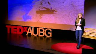 Happiness Is Not Universal And You Shouldn't Trade With It | Thea Denoljubova | TEDxAUBG