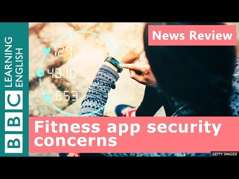 BBC News Review: Fitness app suspended due to security concerns