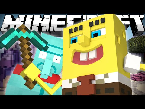 Bikini Bottom 1.10 (By Leihcbone) 2016 SPONGEBOB MAP. OVER 58.000 ...