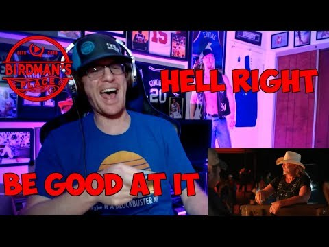 "BLAKE SHELTON ""HELL RIGHT"" (FT. TRACE ADKINS) - REACTION VIDEO - SINGER REACTS"