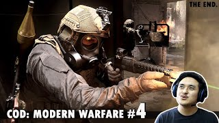"COD Modern Warfare (Hindi) #4 ""Ending The War"" (PS4 Pro) HemanT_T"