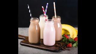 4 Delicious Milkshakes