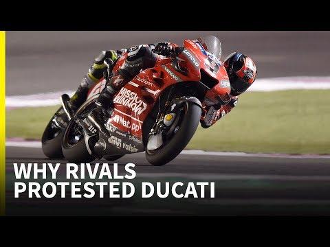 Ducati's controversial new MotoGP part explained