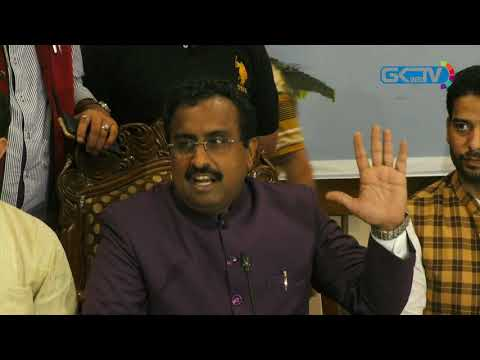 Modi govt will take necessary steps for benefit of J&K: Ram Madhav on Article 35A