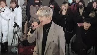 언노운(Unknown)-이희원(Lee HeeWon)&이원영(Lee WonYoung)/ 레몬(Lemon) - 요네즈켄시(Yonezu Kenshi) 20200211 홍대 Busking