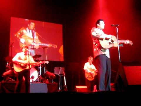 Lee Jackson - That's alright mama (Elvis in concert)