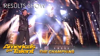 "America's Got Talent: The Champions | Season 2 | The Finale Results Show  #AGTchampions #AmericasGotTalent #TalentRecap  For more HD videos, news, analysis and recaps of America's Got Talent: Champions – please subscribe & follow Talent Recap:  https://talentrecap.com/  TALENT RECAP ON SOCIAL: YouTube: https://goo.gl/6pybnw Like: https://www.facebook.com/talentrecap/ Follow: https://twitter.com/TalentRecap Google+: https://goo.gl/jR9eS5 Instagram: https://www.instagram.com/talentrecap/  AMERICA'S GOT TALENT ON SOCIAL Like AGT: https://www.facebook.com/agt  Follow AGT: https://twitter.com/agt  AGT Tumblr: http://nbcagt.tumblr.com/  AGT Instagram: http://instagram.com/agt   ABOUT AMERICA'S GOT TALENT: THE CHAMPIONS ""America's Got Talent: The Champions"" brings together the world's most talented, memorable and all-around fan-favorite acts from past seasons of ""AGT"" and the other ""Got Talent"" franchises, spanning 194 territories.  The ""Got Talent"" format has had more than 900 million global viewers since it began airing in 2006 and has aired in 194 markets worldwide. ""Got Talent"" holds the Guinness World Records title as the Most Successful Reality Television Format in history, with 70 local versions produced across Europe, Asia Pacific, the Middle East, Africa and the Americas. The series, from NBC, Fremantle and Syco Entertainment, will feature the star-studded judges panel from ""America's Got Talent"" - Executive Producer Simon Cowell, Heidi Klum, Howie Mandel and NEW judge Alesha Dixon - as well as Host Terry Crews, co-star of NBC's ""Brooklyn Nine-Nine.""  Find America's Got Talent: The Champions trailers, full episode highlights, previews, promos, clips, and digital exclusives here.  ABOUT TALENT RECAP  Talent Recap is the #1 independent website which is exclusively dedicated to the fans of the most popular talent shows around the world. As passionate fans of these shows, we provide news, analysis and fan engagement on America's Got Talent, Britain's Got Talent, The Voice, The X Factor, American Idol, The Masked Singer and The Four.  Talent Recap https://goo.gl/nZgzW8"