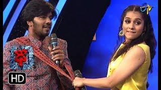 Sudheer | Rashmi | Funny  Joke | Dhee 10 | 17th January 2018 |  | ETV Telugu