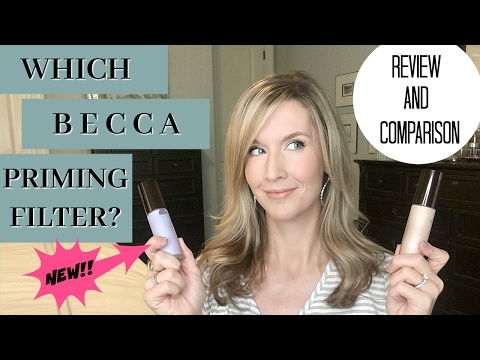 First Light Priming Filter Instant Complexion Refresh by BECCA #6