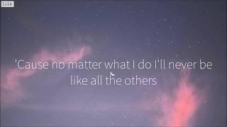 Hey Violet - O. D. D. (Lyrics)