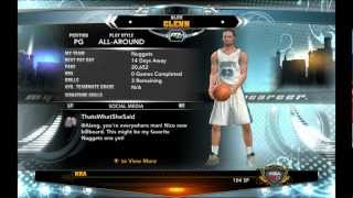 How to get unlimited SP on NBA 2K13