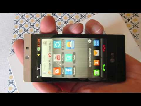 0 Testbericht des LG GD880 Mini - klein, schwarz, schick Handys LG LG GD880 MINI Reviews Smartphones Technology Testberichte