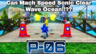 sonic 06 remake wave ocean - TH-Clip
