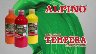 Alpino: Tempera