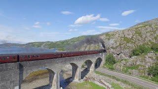 Scenic Scottish Railway Journeys