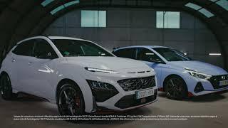 Nueva Gama Hyundai N. ¿Por qué limitarse solo a conducir? Never just drive. Trailer
