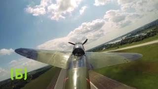 «Летающий танк», «бетонный самолет» и «черная смерть» в одном лице: легендарный Ил-2 снова в небе