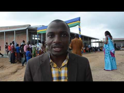 Moses Interview with Rwanda Television