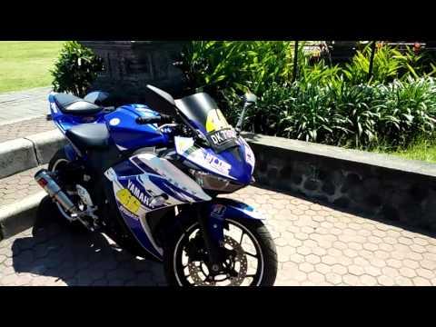 Video Modifikasi Yamaha Byson Versi Yamaha R25