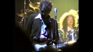 Bob Dylan, Leopard Skin Pill Box Hat, Manchester 03.04.1995