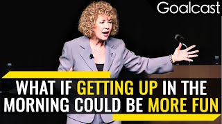 How To Overcome Tragedy And Live An AMAZING LIFE | Karyn Buxman | Inspiring Women of Goalcast