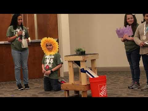 Video: Jackson Elementary LEGO League students