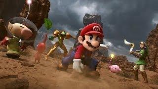 Super Smash Bros. Charizard and Greninja Announcement
