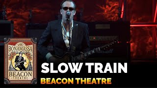 Joe Bonamassa - Slow Train LIVE at Beacon Theatre