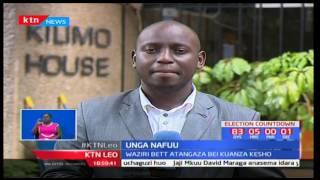 Serikali yapungua bei ya unga ya maindi huku kilo mbili kuuzwa shilingi 90