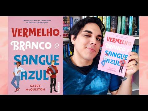 Resenha VERMELHO, BRANCO E SANGUE AZUL | Casey McQuiston | Editora Seguinte