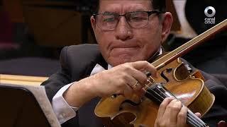 Conciertos OSIPN - Enrique Barrios y Edgardo Carone