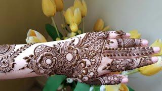 Gulf Henna Design 4