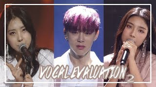 Save One Drop One || Produce 10148 Vocal Evaluation Part 2
