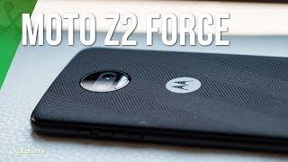 Moto Z2 Force, análisis