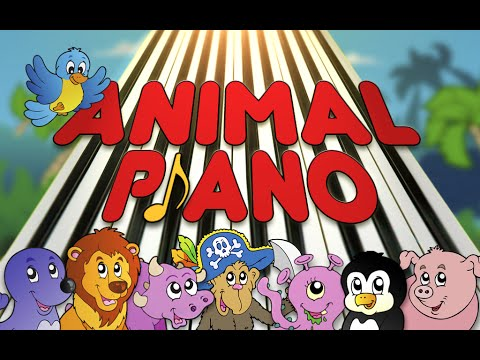 Video of Kids Fun Animal Piano Free