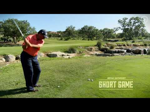 Short Game: Deep Rough Around Green