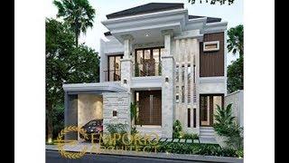 Video Desain Rumah Villa Bali 2 Lantai Bapak Norman di  Karawang, Jawa Barat