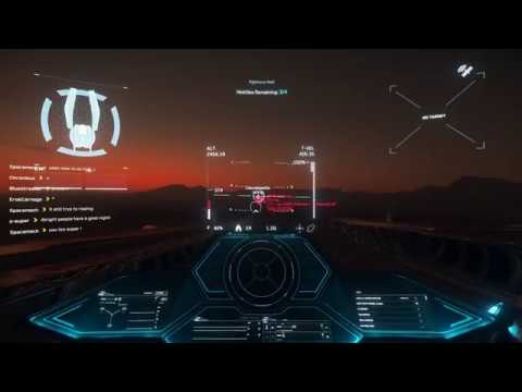 Star Citizen v3.7x Org Bunker Run Part 2: Pew Pew