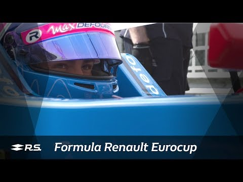 Formula Renault Eurocup : A story behind the helmet