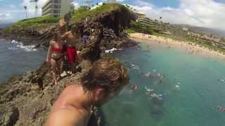 preview picture of video 'GoPro Maui Vacation'