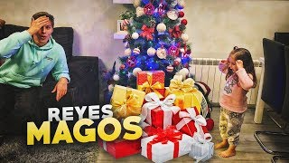 ABRIENDO REGALOS DE LOS REYES MAGOS CON NORA!!! 2019
