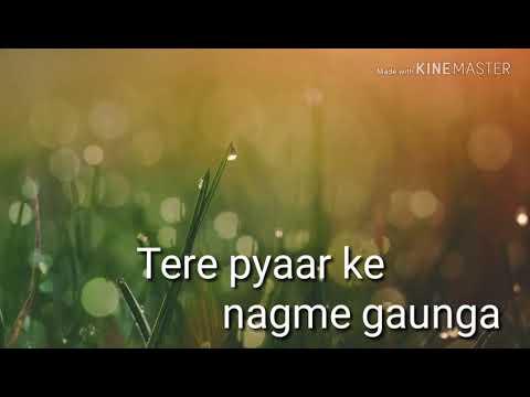 Mai fir bhi tumko chahunga मैं फिर भी तुमको चाहूँगा by Shivnandan Dwivedi